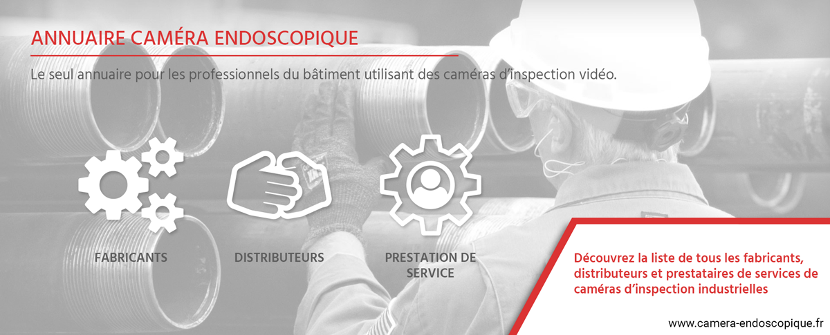 Annuaire camera inspection canalisation