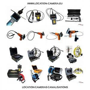 vidéo-endoscope d'inspection industriel