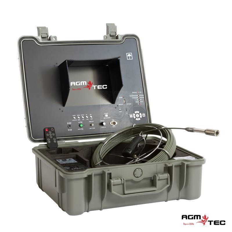 caméra inspection canalisation professionnel